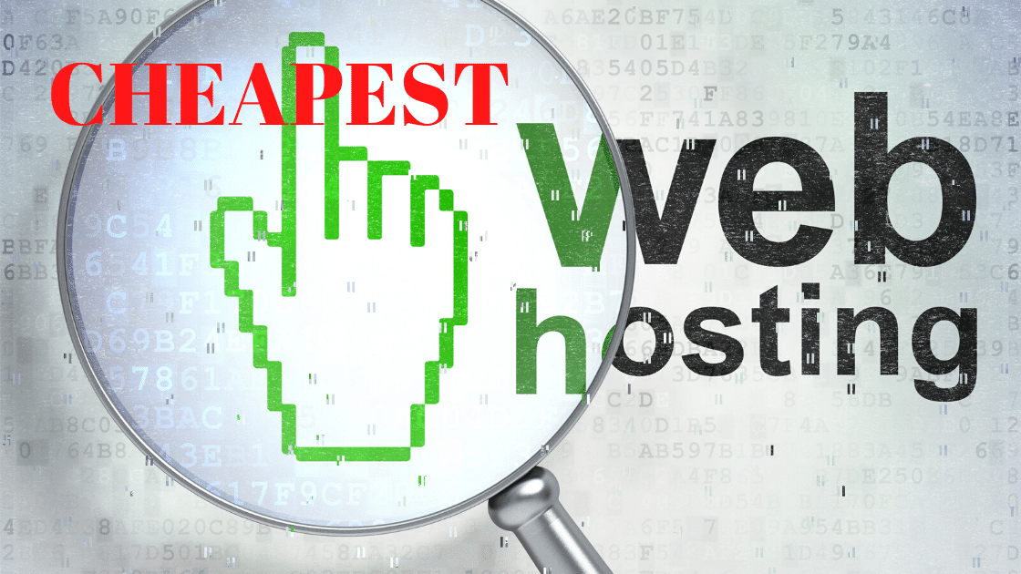 Cheapest Web Hosting Sites(How To Save Money Now)