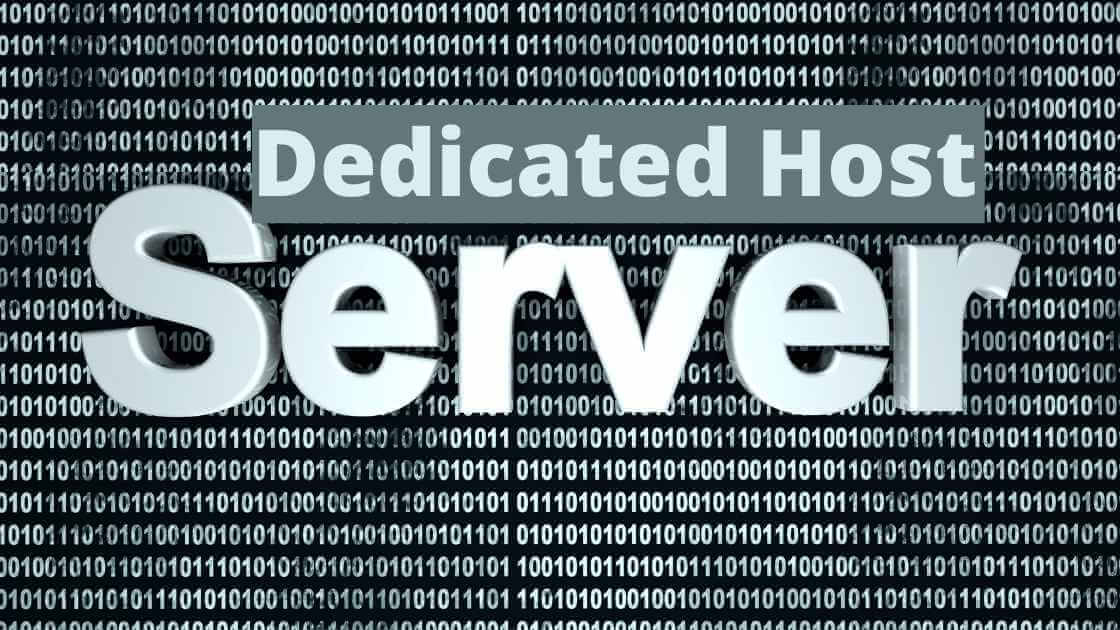 Dedicated Host Server(How To Find The Fastest and  Most secure)