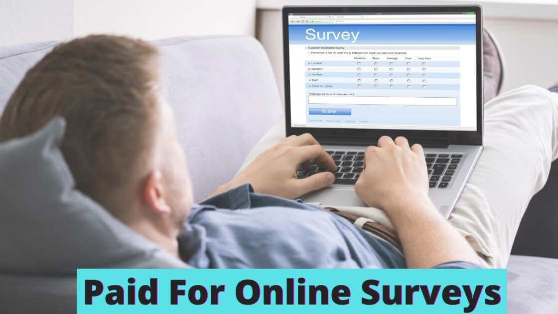 Paid For Online Surveys(How To Make Money Now!)