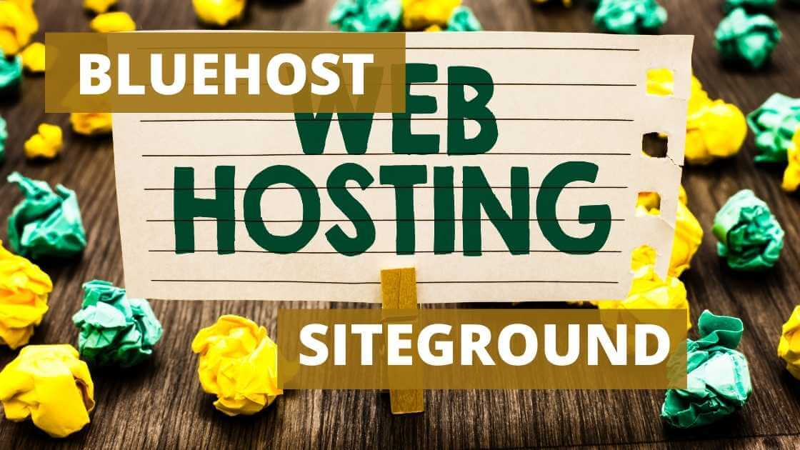 Bluehost vs Siteground New -(Who Wins The Best Spot?)