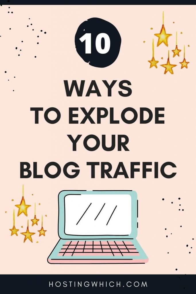 Learn how to increase website traffic the right way.This how to increase traffic to your website or blog will review 10 ways to explog your blog traffic.website traffic tips review